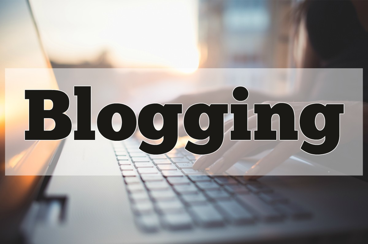Read more about the article Blogging