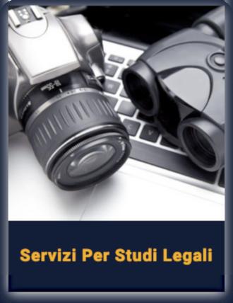 Servizi per studi legali
