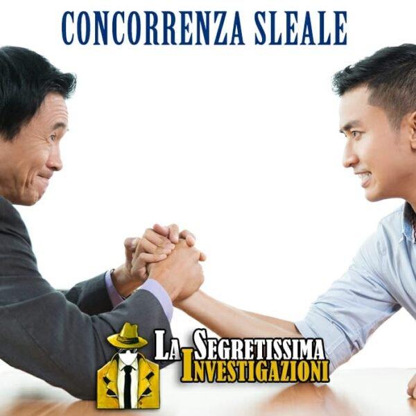 Concorrenza Sleale, contraffazione merce