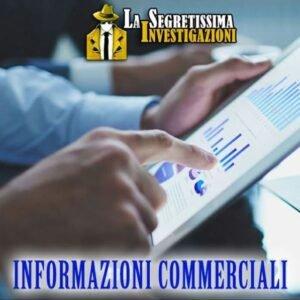 Informazioni commerciali